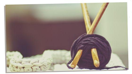 knitting pregnancy hobby