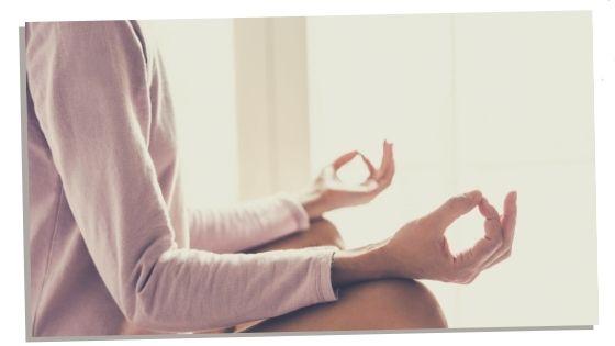 Meditation to relieve stress