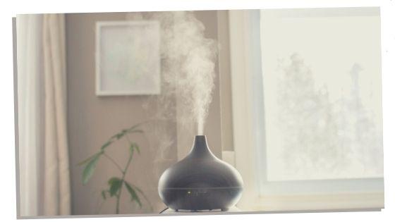 Essential oil diffuser for pregnant women