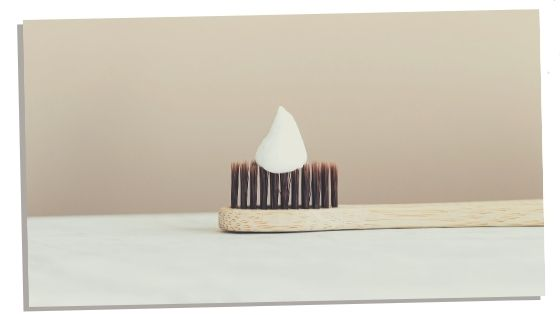 Pregnancy survival kit item the soft toothbrush